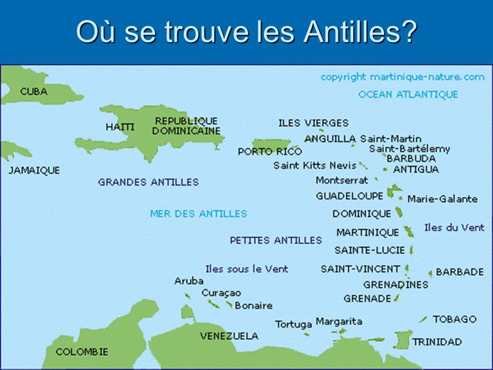 les-antilles